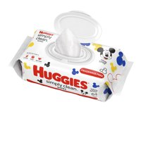 Huggies Baby Wipes Simply Clean Fragrance-free Soft Pack, 5 packs of 64 Count (320 count)