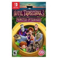 Hotel Transylvania 3: Monster Overboard for Nintendo Switch, 819338020365