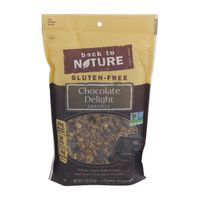 Back to Nature Gluten-Free Granola Chocolate Delight