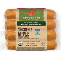 Applegate Organic Chicken & Apple Dinner Sausage