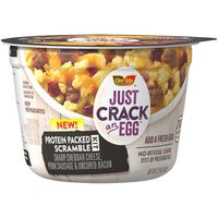 Just Crack An Egg Protein Packed Scramble Kit Breakfast Bowls
