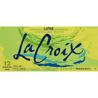 LaCroix Sparkling Water Lime