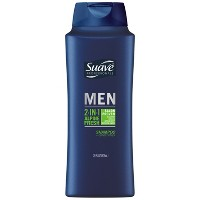 Suave Men Alpine Fresh 2 In 1 Shampoo + Conditioner - 28 fl oz