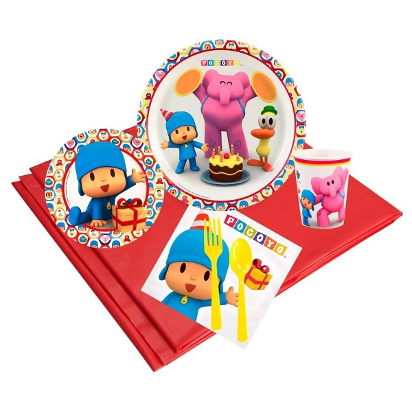 Pocoyo Guest Party Pack