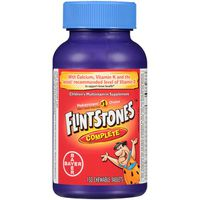 Flintstones Children's Complete Chewable Multivitamin