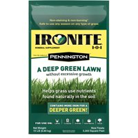 Ironite Mineral Supplement by Pennington 1-0-1 Soil Treatment, 15 lbs