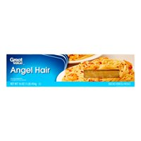Great Value Angel Hair, 16 oz