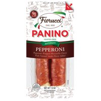 Fiorucci Pepperoni Wrapped Mozzarella Cheese Panino, 1.5 Oz.