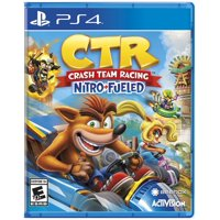 Crash Team Racing: Nitro Fueled, Activision, PlayStation 4, 047875883888