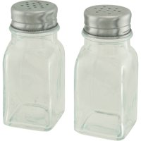 Anchor Hocking Salt & Pepper Shakers, 2 Count
