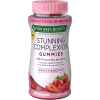 Optimal Solutions Stunning Complexion Gummies - Berry - 60ct