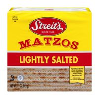Streit's Matzos Lightly Salted