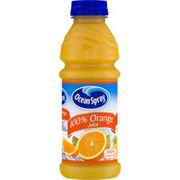 Ocean Spray Shelf Stable Juice