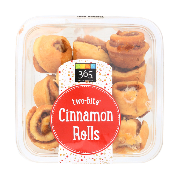 365 everyday value® Cinnamon Rolls Two-bite® Cookies, 13 oz