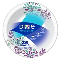 Dixie Bowls, Everyday, 10 Ounce