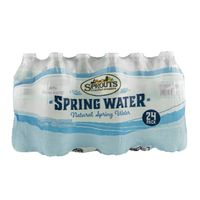 Sprouts Spring Water