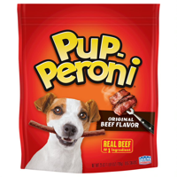Pup-Peroni Original Beef Flavor Dog Snacks, 25 oz