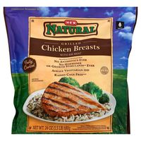 H-E-B Grilled Chicken Breasts With Rib Meat Fully Cooked