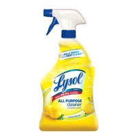 Lysol All Purpose Cleaner Spray, Lemon Breeze, 32oz