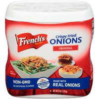French's® Original Crispy Fried Onions