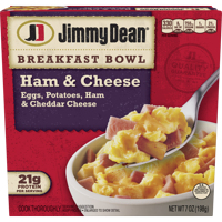Jimmy Dean® Ham, Egg & Cheese Breakfast Bowl, 7 oz.