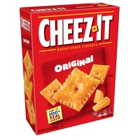 Cheez-It Baked Original Cheese Snack Crackers 12.4 oz