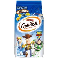Goldfish Toy Story Cheese Crackers - 6.6oz