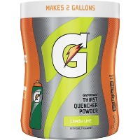 Gatorade Lemon Lime Sports Drink Mix - 18.3oz Canister