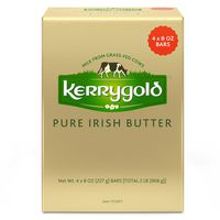 Kerrygold Pure Irish Butter, 4 x 8 oz