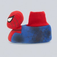 Toddler Boys' Spider-Man Slippers - Red