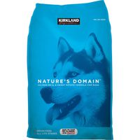 Kirkland Signature Natures Domain Salmon & Sweet Potato Dog Food, 35 lb