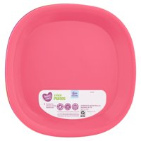 Parent's Choice Baby Feeding Plates, 3 Pack