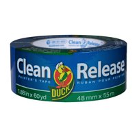 Duck Brand Clean Release Blue Painter's Tape, 1.88 in. x 60 yd.