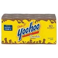 Yoo-hoo Chocolate Drink - 10pk/6.5 fl oz Boxes