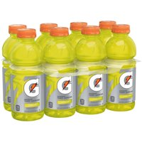 Gatorade Thirst Quencher Lemon Lime Sports Drink, 20 Fl. Oz., 8 Count