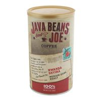 Java Beans & Joe Medium Dark Roast Rwanda Shyira Whole Bean Coffee