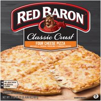 Red Baron® Classic Crust Four Cheese Pizza, 21.06 oz Box