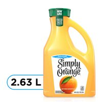 Simply Orange Juice With Calcium