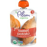 Plum Organics® Just® Veggies Plum Organics® Stage 1 Just® Sweet Potato