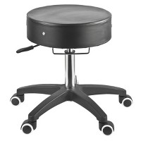 Adjustable Rolling Pneumatic Stool for Massage Table ,Examination Table and office