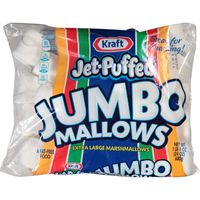 Kraft Jet-Puffed Jumbo Marshmallows