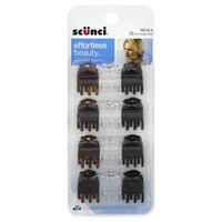 Scunci Claw Clips, Assorted
