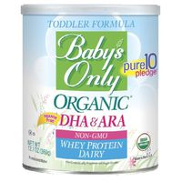 Baby's Only Organic DHA & ARA Whey Protein Dairy Baby Formula