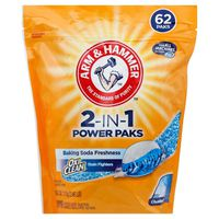 Arm & Hammer OxiClean Stain Fighters CleanBurst 2 in1 Power Paks
