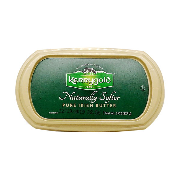 Kerrygold Naturally Softer Pure Irish Butter, 8 oz