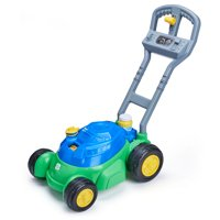 Play Day Push 'N' Bubble Mower