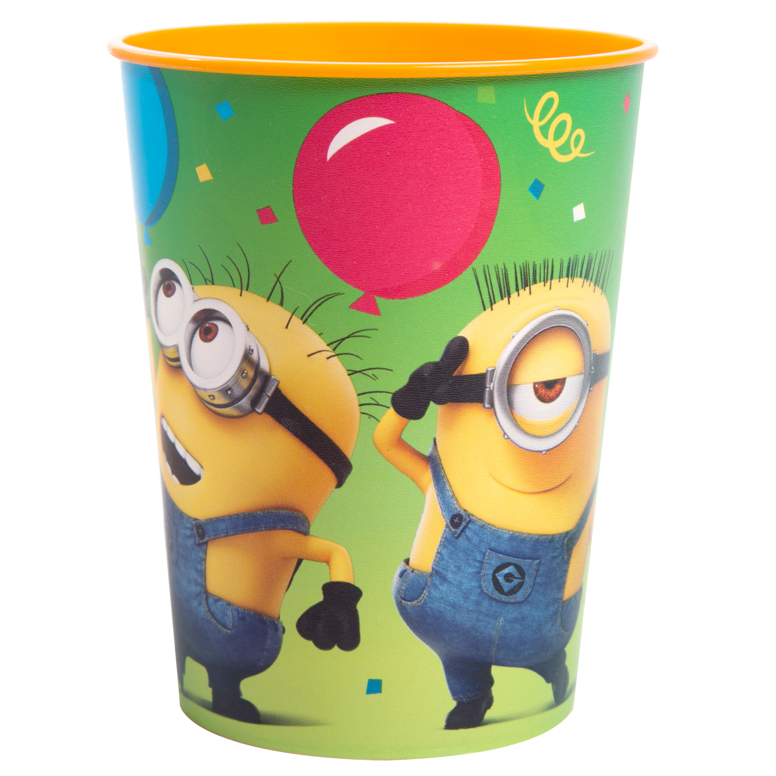 16oz Despicable Me Minions Plastic Stadium Cup, 1ct