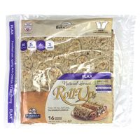 Damascus Bakery Flax Roll Ups, 16 ct