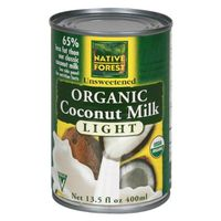 Native Forest Organic Coconut Milk Light