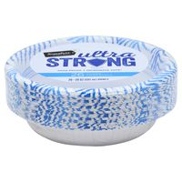 Signature Home Bowls, Coated Paper, Ultra Strong, 20 Ounce